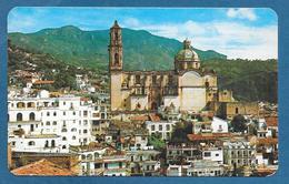 MEXICO TAXCO IGLESIA DE SANTA PRISCA - Messico