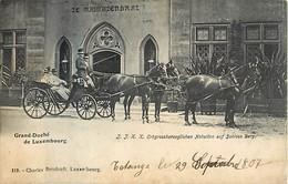 Ref 1048- Luxembourg - Luxemburg - Grand Duché Du Luxembourg  -/ Carte Décollée - Voir Description - - Unclassified