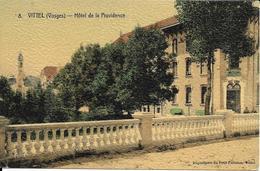 VITTEL  (Vosges) -  8  -  /  Hôtel De La Préfecture - Vittel Contrexeville