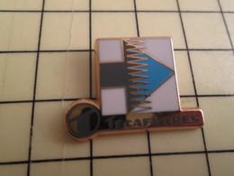 Pin216b Pin's Pins / Rare Et De Belle Qualité / MARQUES : TECAFILTRES - Merken