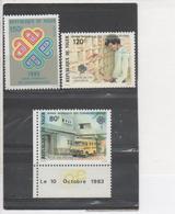 NIGER - Communications - Année Mondiale Des Communications : Régie Des Postes, Centre De Tri National, Emblème - Niger (1960-...)