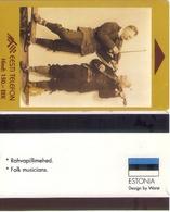 TARJETA TELEFONICA DE ESTONIA (TIRADA 15000) (014) - Estonia