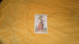 CHROMO OU IMAGE ANCIENNE DATE ?. / MAISON PHILIPPE LATOUR..LIANCOURT OISE. / MANUFACTURE DE CHAUSSURES... - Trade Cards