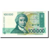 Billet, Croatie, 100,000 Dinara, 1993-05-30, KM:27A, NEUF - Croatie