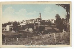 CROIZET - Vue Générale - France