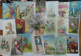 "PAQUES  22 Cartes "" Joyeuses Paques "" - Pâques"