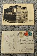 (FG.D58) FONTANELLATO - CASTELLO - ROCCA SANVITALE (PARMA) PIEGATA - Parma