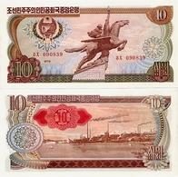 NORTH KOREA       10 Won       P-20d       1978       UNC - Corea Del Nord