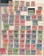 1914/ 2001 : Bel Ensemble ** Entre N°1 Et 3600 ** / * (.) En DEUX Albums Dont Nombreuses , Serie Complére., Inombrables - Pologne