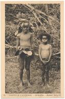 NOUVELLE CALEDONIE ,DUMBEA - Enfants Indigènes - Nouvelle Calédonie
