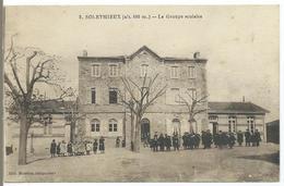 SOLEYMIEUX - Le Groupe Scolaire - Saint Jean Soleymieux