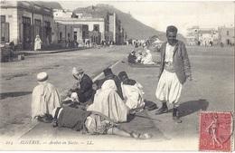 CPA - Arabes En Sièste - Algeria
