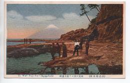 TO WISH FUJI FOR CHIGOGAFUCHI - Japon