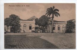MERCADO PUBLICO DE S. JOSE (BRESIL ?) - Brazil