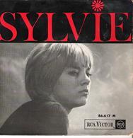 Disque Vinyle 45T -  SYLVIE VARTAN: Chance Il Revient Réponds Moi Tous Les Gens - Vinyl Records