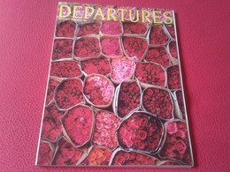 ANTIGUA REVISTA MAGAZINE DEPARTURES NOVEMBER DECEMBER NOVIEMBRE DICIEMBRE 1987 BANGKOK THAILAND .... ETC VER FOTO/S Y DE - Revistas & Periódicos