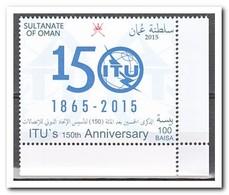 Oman 2016, Postfris MNH, 150 Years UTU - Oman