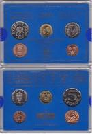 Sweden - Mint Set 4 Coins 50 Ore 1 5 10 Kronor 2000 UNC + Token Lemberg-Zp - Suède