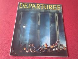 ANTIGUA REVISTA MAGAZINE DEPARTURES EUROPE FEBRUARY MARCH 1991 FEBRERO MARZO VER FOTO/S+DESCRIPCIÓN - Revistas & Periódicos