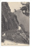 19559 - Route De Salvan à Finhaut - VS Valais