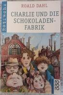 ROALD DAHL CHARLIE UND DIE SCHOKOLADENFABRIK BILDER VON MICHAEL FOREMAN - Libri Per Bambini