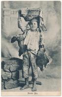 COSTA RICA - Market Boy - Editor H.N.Rudd - Costa Rica