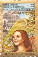 IMAGE COMITE NATIONAL CONTRE LA TUBERCULOSE 1971 /2 - Vecchi Documenti