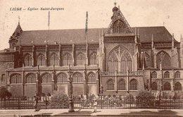 Liege - Eglise Saint-Jacques - 1924 - Luik