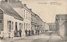 MOERBEKE WAAS  Statiestraat - Moerbeke-Waas