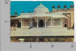CARTOLINA VG INDIA - Tomb Of Salim Chishty - F. Sikri - 10 X 15 - ANN. 1976 - India