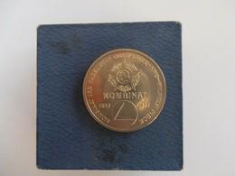 Russia - Moneta/Medaglia 1967 - 1977 - Russie