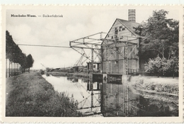 MOERBEKE WAAS  Suikerfabriek - Mörbeke-Waas