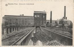 MOERBEKE WAAS  Suikerfabriek Achterzicht - Mörbeke-Waas