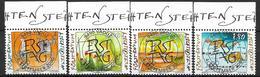 2000  Liechtenstein   Mi. 1241-3 Used  Olympische Sommerspiele, Sydney. - Liechtenstein