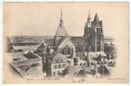 41 - BLOIS - L'Eglise Saint-Nicolas - ND 8 - Blois