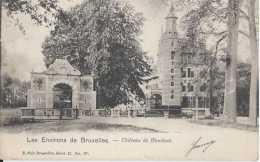 Grimbergen - Les Environs De Bruxelles - Chateau De Humbeek - Nels - Circulé En 1901 - Dos Non Séparé - TBE - Grimbergen