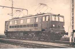 Train - Locomotive - Rail Et Traction - ABAC - 1949 - Type 121 - Loco électrique BoBo - Pas Circulé - TBE - Trains