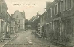 89:  Leugny - Le Centre Du Pays - Sonstige Gemeinden