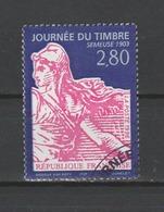 FRANCE / 1996 / Y&T N° 2991 : Journée Du Timbre (Semeuse 1903 Sans Surtaxe) De Carnet - Choisi - Cachet Rond - France