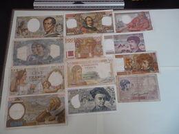 Billets Francais Divers - Coins & Banknotes