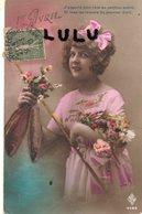 FEMMES N° 391 : 1er Avril Poissons :  édit. R S A 4489 - Femmes