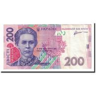 Billet, Ukraine, 200 Hryven, 2011, KM:123b, TTB - Ukraine