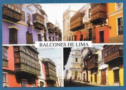 PERU' LIMA BALCONES - Perù