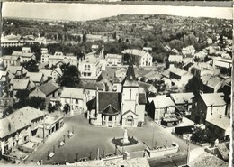 En Avion Au Dessus De... St YORRE Place De L'Eglise  Lapie N°9 - Autres Communes