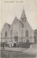 MOERBEKE WAAS  Kerk - Moerbeke-Waas
