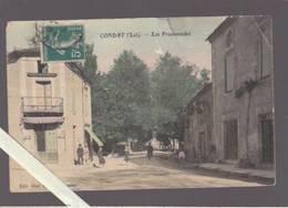 Lot Et Garonne - Condat - Les Promenades - Mauvais état - France