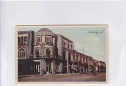 IRAN PERSIA. TEHERAN. TCHAHARRAH LALEZAR.-RARISIME-DELUXE ETAT-BLEUP - Iran