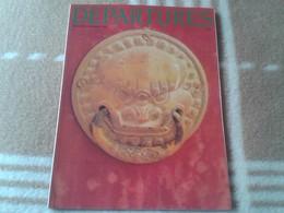 ANTIGUA REVISTA MAGAZINE DEPARTURES NOVEMBER DECEMBER 1988 DUBLIN....ETC VER FOTO/S Y DESCRIPCIÓN IDEAL COLECCIÓNISTAS - Revistas & Periódicos