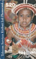 Kiribati - Girl - Kiribati