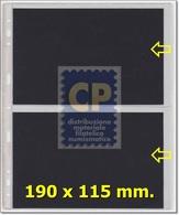 FOGLI UNI K211 X FDC CARTOLINE STORIA POSTALE - 2 Spazi Apertura Laterale - VENDITA Da 1 FOGLIO - Supplies And Equipment